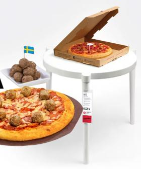 Have You Seen These Collaborations Between Ikea & Pizza Hut?