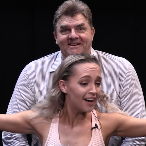 Dionne The Princess Goes On A Date With Woody's Dad