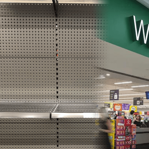 Woolworths Have Placed A Purchase Limit On All Loo Rolls Across All Stores
