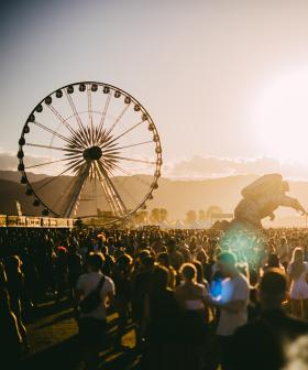 Coachella Has Reportedly Been Postponed For MONTHS Due To Coronavirus Outbreak