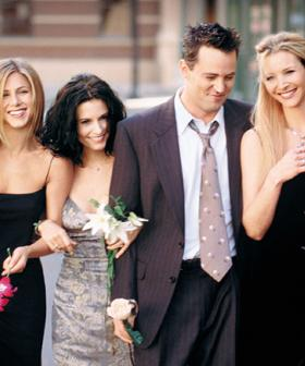 'Friends' Reunion Delayed Due To Coronavirus