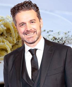 Masterchef's Jock Zonfrillo Shares His Go-To Isolation Pasta Dish