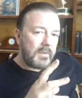 Ricky Gervais Doesn't Want To Hear About Celebs Complaining About Isolating In Mansions