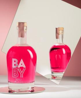 Pink Gin? It's Pink? It's Gin? It's ALL I NEED IN SELF-ISO.