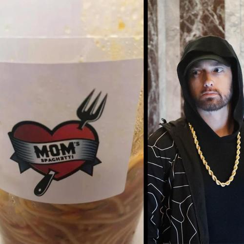 Eminem Literally Donates His 'Mum's Spaghetti' To Frontline Workers