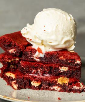 Cookie Pies Are All The Rage Now & Here's Messina's RED VELVET One