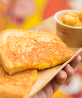 Disneyland Releases SECRET Grilled Cheese Recipe So You Can Bring Cheesy Magic To Your Home