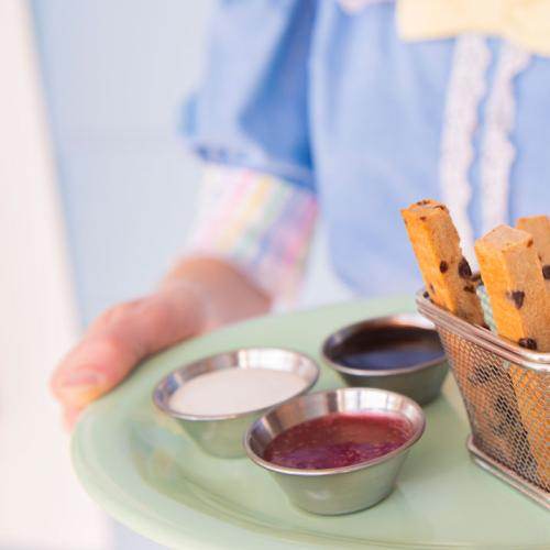 Disney Released Their Recipe For 'Cookie Fries' And We Somehow Missed It!