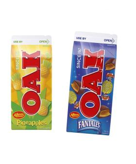 Move Over Chockie Milk, Oak Has Dropped LOLLY MILK In Stores Now