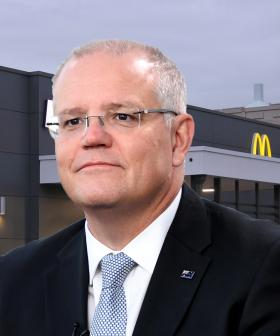 ScoMo FINALLY Addressed That Engadine Macca's....Saga Live On Air