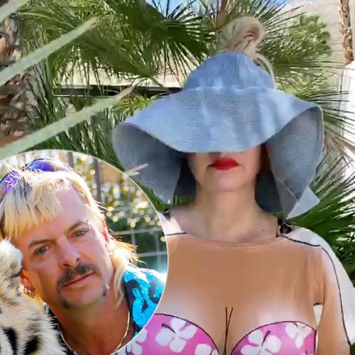 Sia And Maddie Ziegler Have Released A Bizarre Song And Music Video All About Joe Exotic