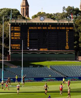 We Could See Some Crowds Back At Adelaide Oval Before The End Of The Year