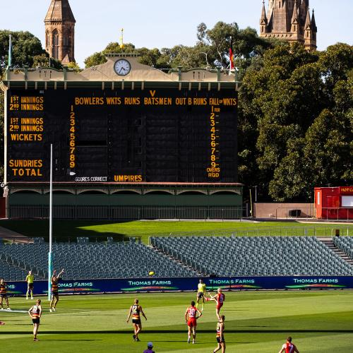 SA Unlikely To Allow Visiting AFL Teams At Adelaide Oval For The Time Being