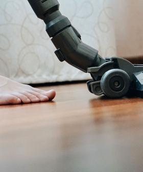 We Can't Believe That We Didn't Think Of This Vacuuming Hack Sooner