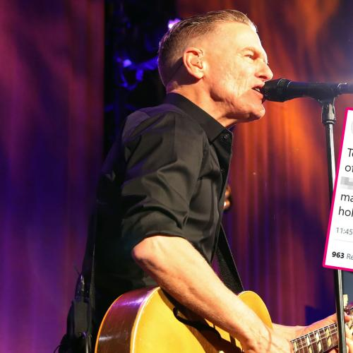 Bryan Adams Has Apologised For His Coronavirus Tirade