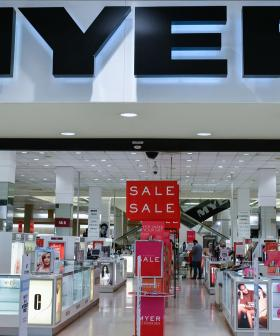 Myer To Reopen One SA Store From This Saturday, Other Two Will Remain Closed