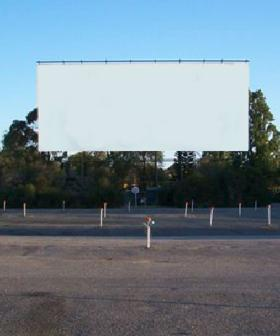 There's A Free Movie Being Screened At The Drive-In, Just For Port Adelaide Enfield Residents