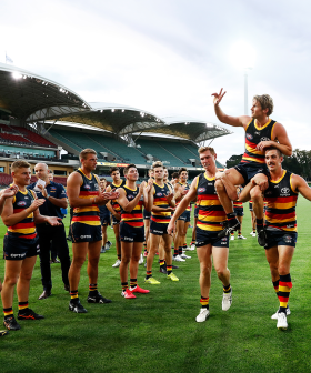 AFL To Restart In The Best Way Possible With Adelaide Showdown Booked In