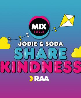 Jodie & Soda's Share Kindness