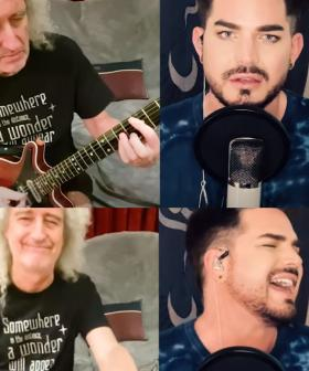 Queen And Adam Lambert Honour Healthcare Workers With 'You Are The Champions'