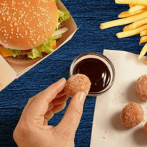 Macca's Donut Balls Are Coming To SA & They're Only $2