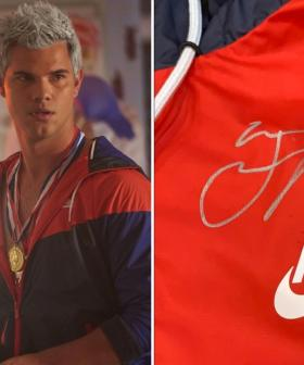 Taylor Lautner Is Selling His Sweaty Gym Shorts If You're Still A Thirsty Twilight Horndog