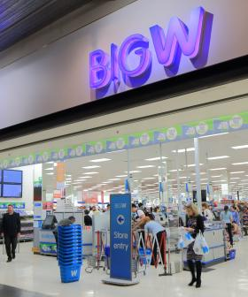 Big W Makes Major Change As Coronavirus Cases Dwindle And It's Good News For Shopaholics!
