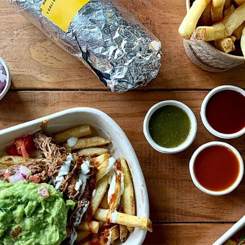 Guzman Y Gomez Is Offering Up Free Delivery So You Can Get Your Burrito Fix At Home