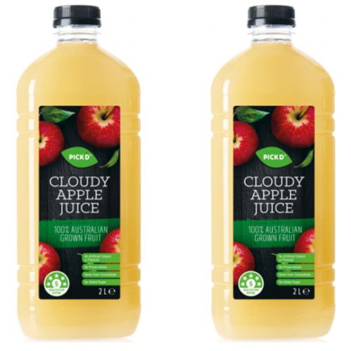 ALDI Has Urgently Recalled A Type of Juice Over Fears It Could Make You Seriously Sick