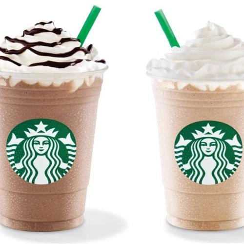 Starbucks Has Revealed A Recipe So You Can Make Frappuccinos At Home