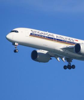 Aussies Arrive Home To Adelaide From Singapore On First Reinstated International Flight