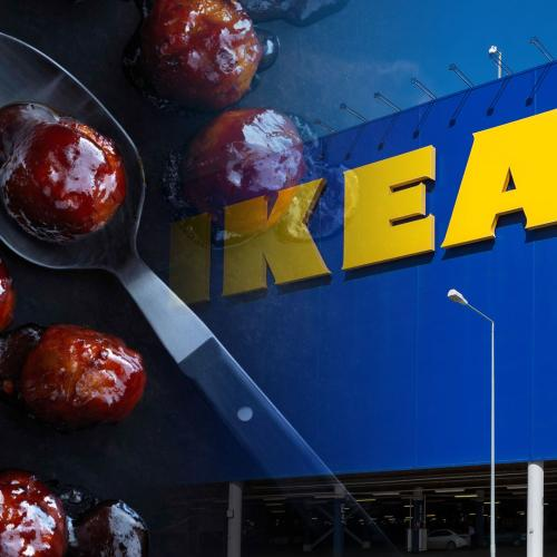 Ikea Could Soon Be Launching A Food Delivery Service So You Can Get Those Meatballs From Home