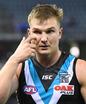 Port Appeals For AFL Leniency Following Ollie Wines Coronavirus Protocol Breach