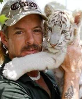 Tiger King's Joe Exotic Begs Donald Trump, Cardi B & Kim Kardashian To Help Him