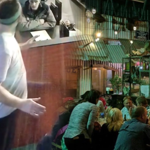Adelaide Restaurant Slams Customer Who Flouted Social Distancing Measures, Uploads Footage To Social Media.