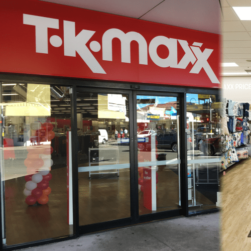 Get Ready: Adelaide To Get Its First Ever TK MAXX Store, So You Can Get Brand Names At The Best Prices!