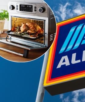 ICYMI A 23L Air Fryer Oven Is Hitting ALDI Stores This Week