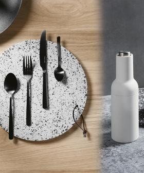 ALDI Is Bringing Out Some Seriously Chic Dinnerware In Their Special Buys