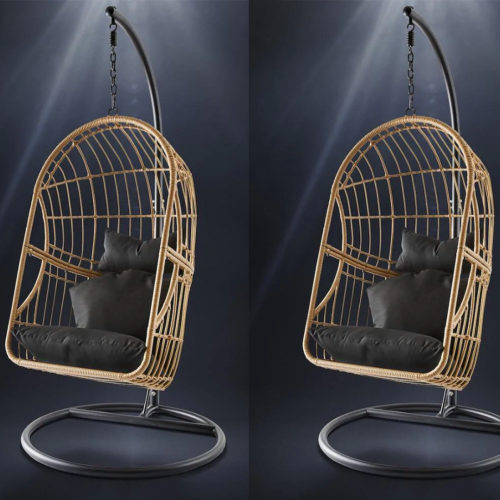 Kmart's Stunning $179 Egg Chair Has Returned, But There's A Big Twist For Those Who Want It