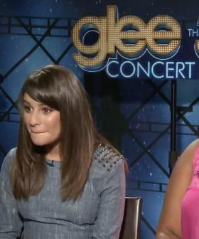 Resurfaced Interview With Glee Stars Lea Michele And Amber Riley Is So Awkward You'll Cringe