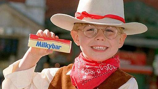 "Who Is Trying Out For The ""Milky Bar Kid-ult""??"