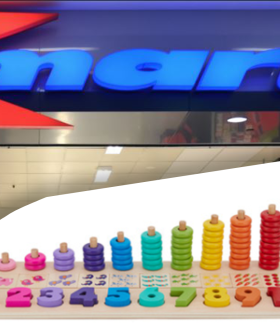 Adults Stumped After They Can't Figure Out A Simple Kmart Children's Puzzle