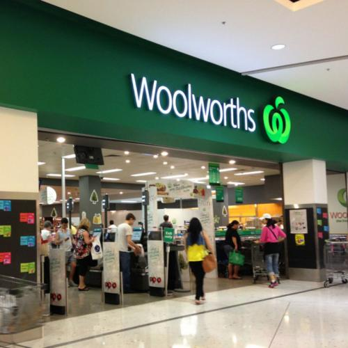 Woolies Are Ditching Plastic Packaging For Their Fruit & Veg