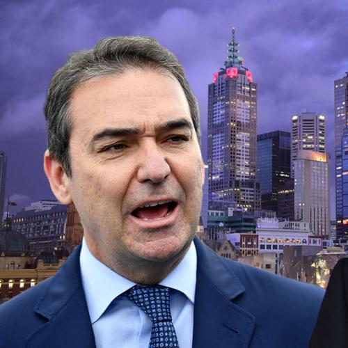 "Premier Steven Marshall Answers The Question ""Are You Friends With Dan Andrews?"""