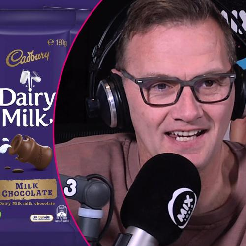 Soda Thinks It's Ridiculous That Anyone Would Like Milk Chocolate