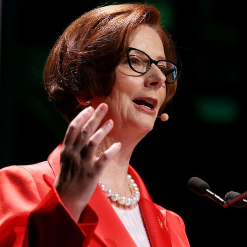 Julia Gillard Reveals How She Deals With Trolls And Social Media Abuse