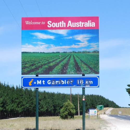 SA Could Now Enforce Hard Border With New South Wales