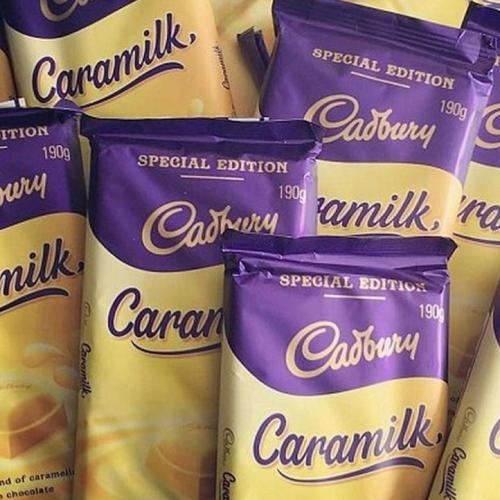 You Can Now Order Massive Packs of Caramilk Chocolate So You Can Hoard It Forever