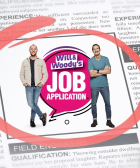 Will & Woody's Job Application