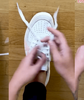It Turns Out We've Been Tying Our Shoes Wrong This Entire Time